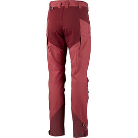 Lundhags Makke Hose Damen garnet/dark red